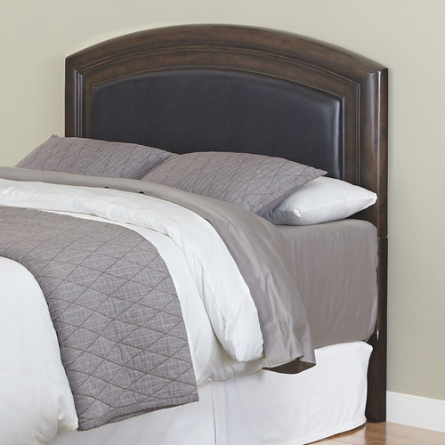 Home Styles Crescent Hill King/California King Leather Upholstered Headboard