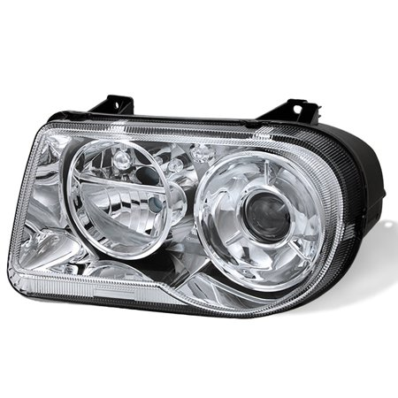 Fits 05-10 Chrysler 300C Passenger Right Side Replacement Projector (Used Chrysler 300c)