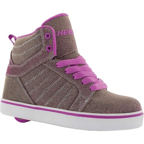 Children's Heelys Uptown High Top Roller Shoe by Heelys