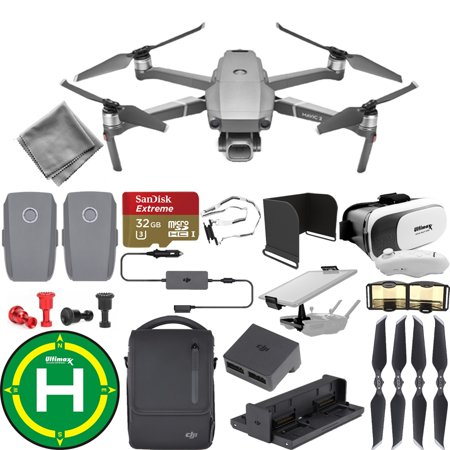 DJI Mavic 2 Pro with Fly More Combo PRO Bundle with 2 Extra Batteries Plus More