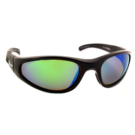 275 Skipper Sunglass, Oversized full-coverage wrap frame By Sea (Best Full Coverage Sunglasses)