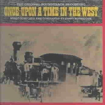 Once Upon a Time in the West Soundtrack (CD)