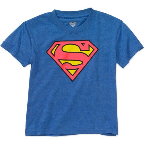 DC Comics Boys' Superman Graphic Tee