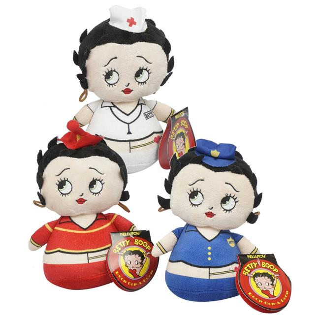 DDI 2338603 Plush Occupational Betty Boop, Assorted Color - Case Of 144  - Walmart.com - Walmart.com
