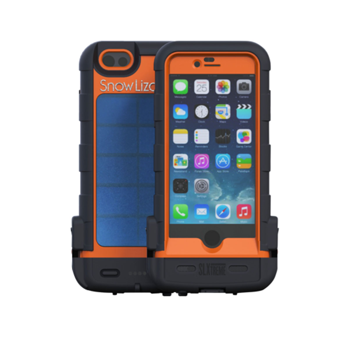 SnowLizard SLXtreme 6 Rugged Waterproof Solar Powered 300...
