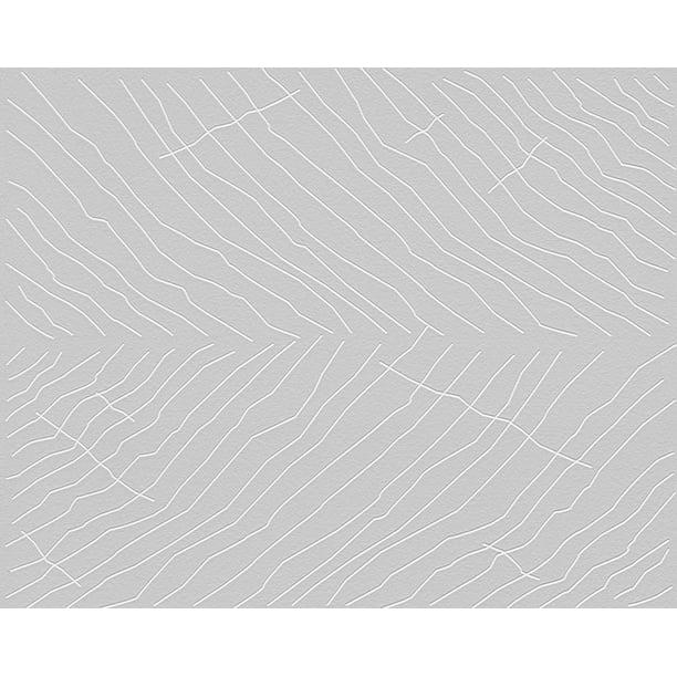 Aisslinger Vintage Tiles Stone Wood Modern Grey Lines Wallpaper Roll Walmart Com Walmart Com