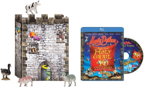 Monty Python & the Holy Grail [Blu-ray] by Sony Pictures Home Entertainment