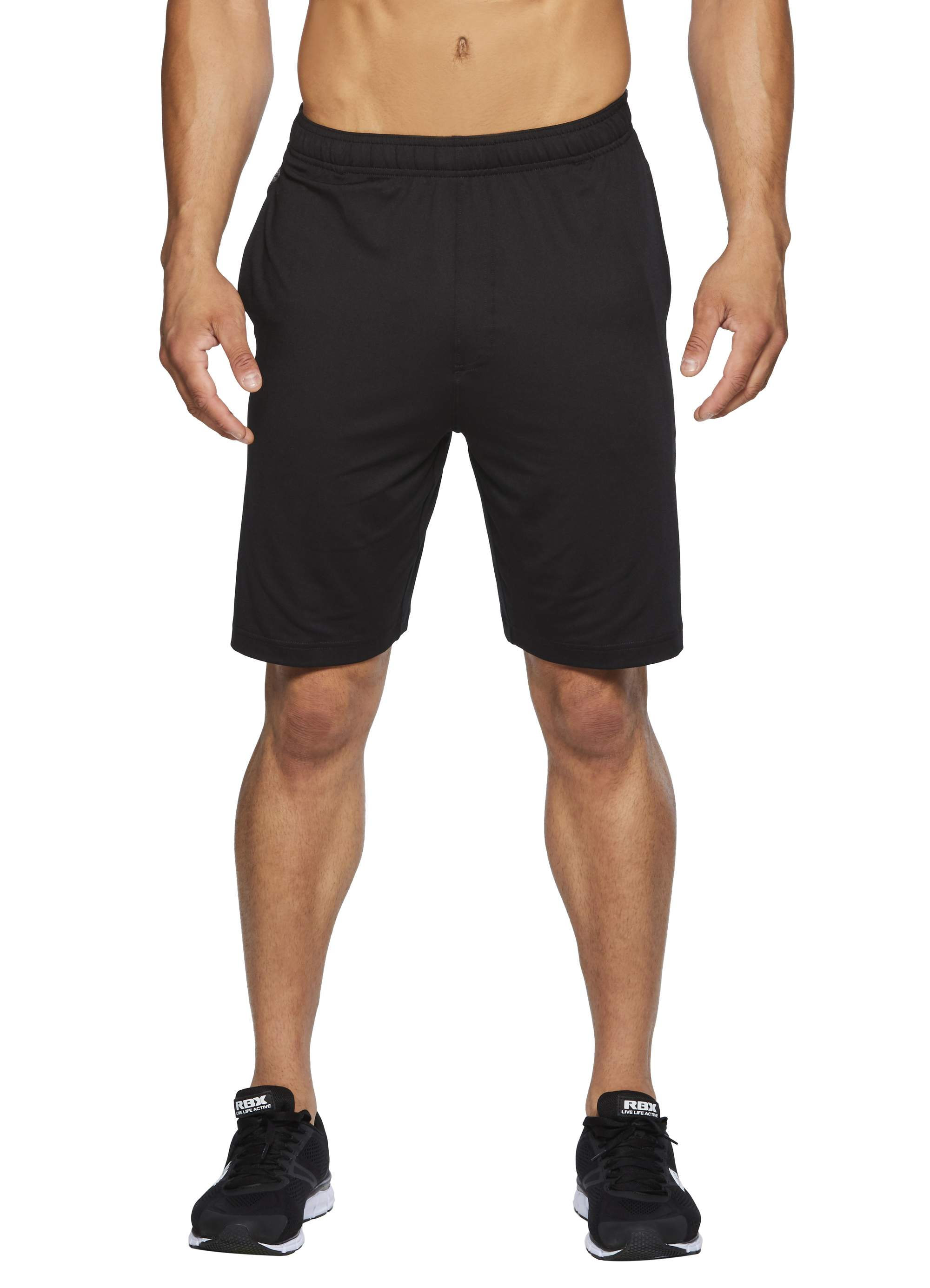 "RBX Men's 9"" Printed Mesh Insert Shorts"