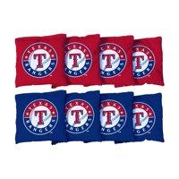 Texas Rangers All-Weather Cornhole Bag Set