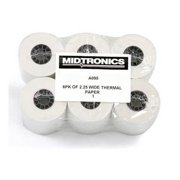 Midtronics A095 Roll Paper, 6 Pack