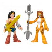 Imaginext DC Super Friends Wonder Woman & the Cheetah