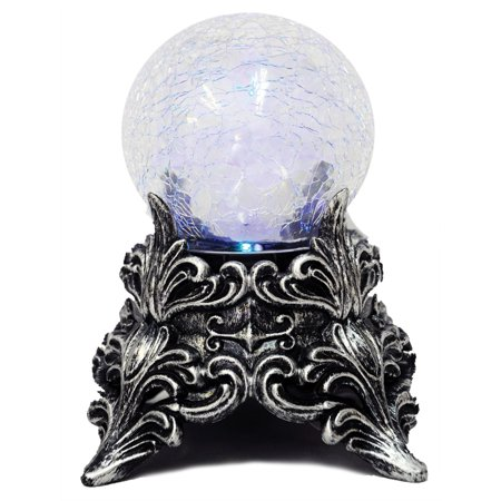 Crystal Ball Mystic Halloween Decoration](Paper Decoration Ideas For Halloween)