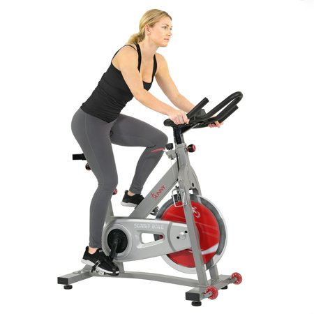 Sunny Health & Fitness Belt Drive Pro II Indoor Cycling Bike - SF-B1995
