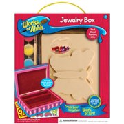 MasterPieces Works Of Ahhh Wood Jewelry Box Painting Kit, 1 Each