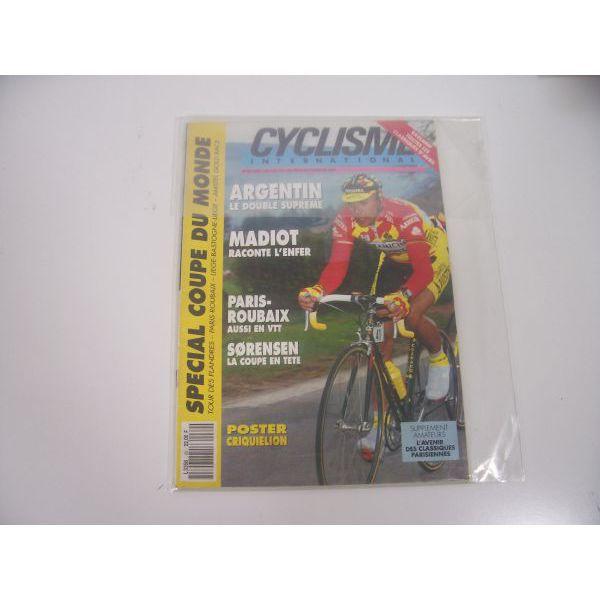 Cyclisme International May 1991 Issue Vintage Magazine