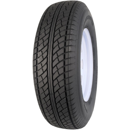 Greenball Transmaster ST225/75R15 10 Ply Radial Trailer Tire (Tire Only)