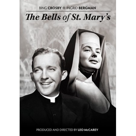 Jingle Bells Bing Crosby - The Bells Of St. Mary's (DVD)