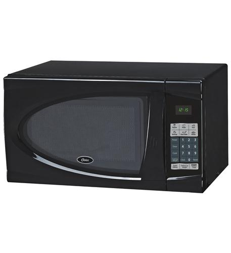 0.9 cu ft Microwave - 900 watts (black)