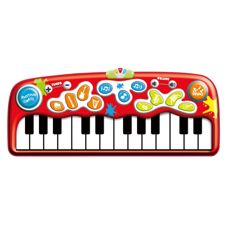 Step-To-Play Jumbo Piano Mat
