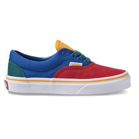 Vans Kids Primary Block Era Skate Shoes](Vans Shoes For Kids)