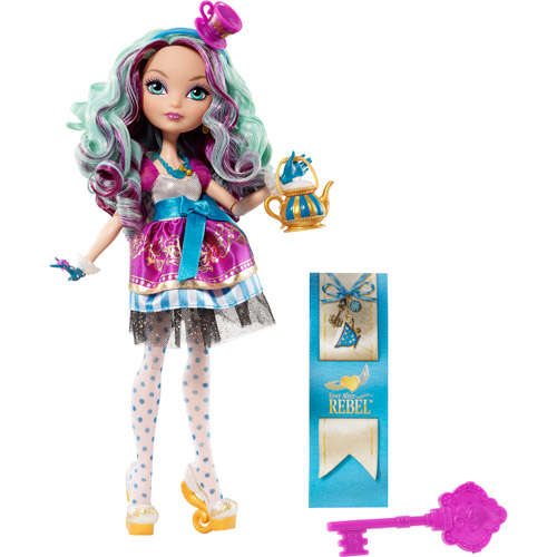 Ever After High Madeline Hatter Doll by Mattel, Inc.