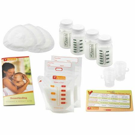 Ameda Breast Pumping Accessory Kit ()