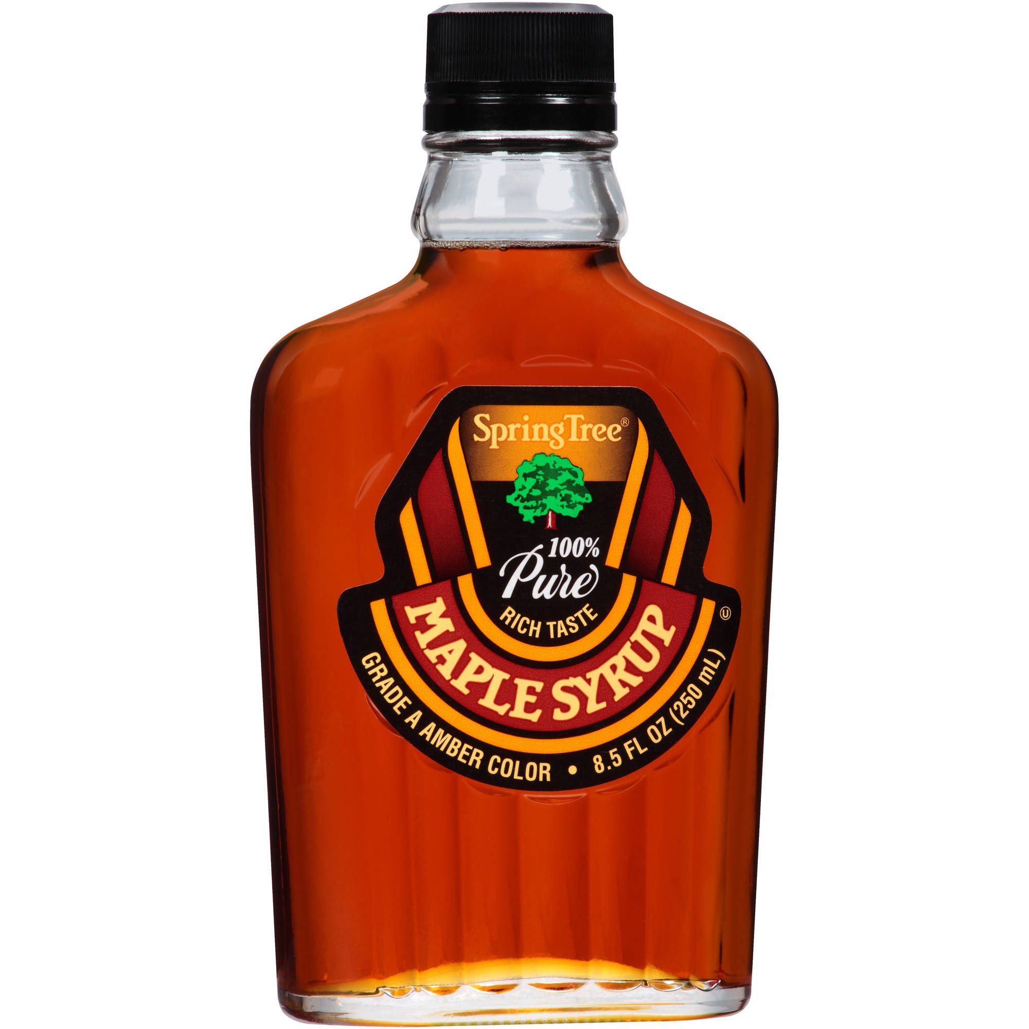 Spring Tree 100% Pure Maple Syrup, 8.5 fl oz