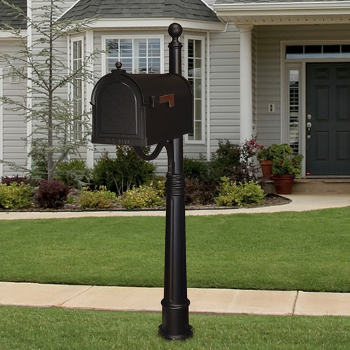 Special Lite Products Berkshire Mailbox with Post Included by Mailboxes