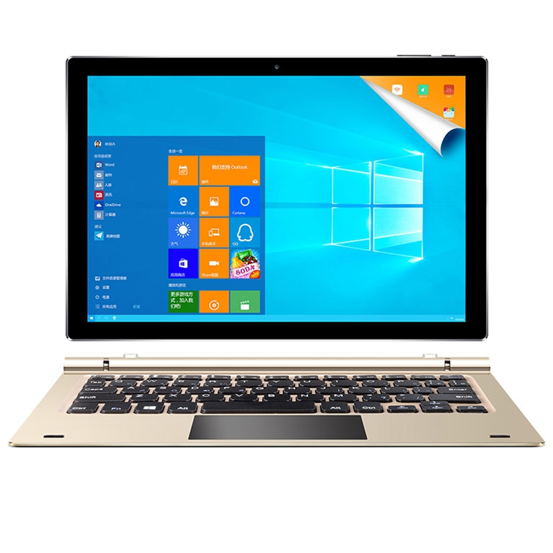 Teclast Tbook 10 S 2 in 1 Tablet PC 10.1 inch Windows 10 ...