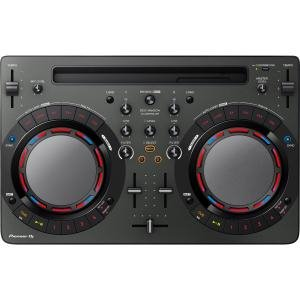 PORTABLE DJ CONTROLLER COMPACT DJ SOFTWARE CONTROLLER