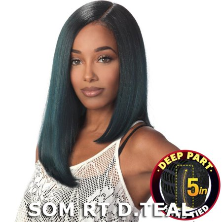 "Sis Slay 5"" Deep Part Lace Front Wig - KAMI (Som RT 4/Blonde)"
