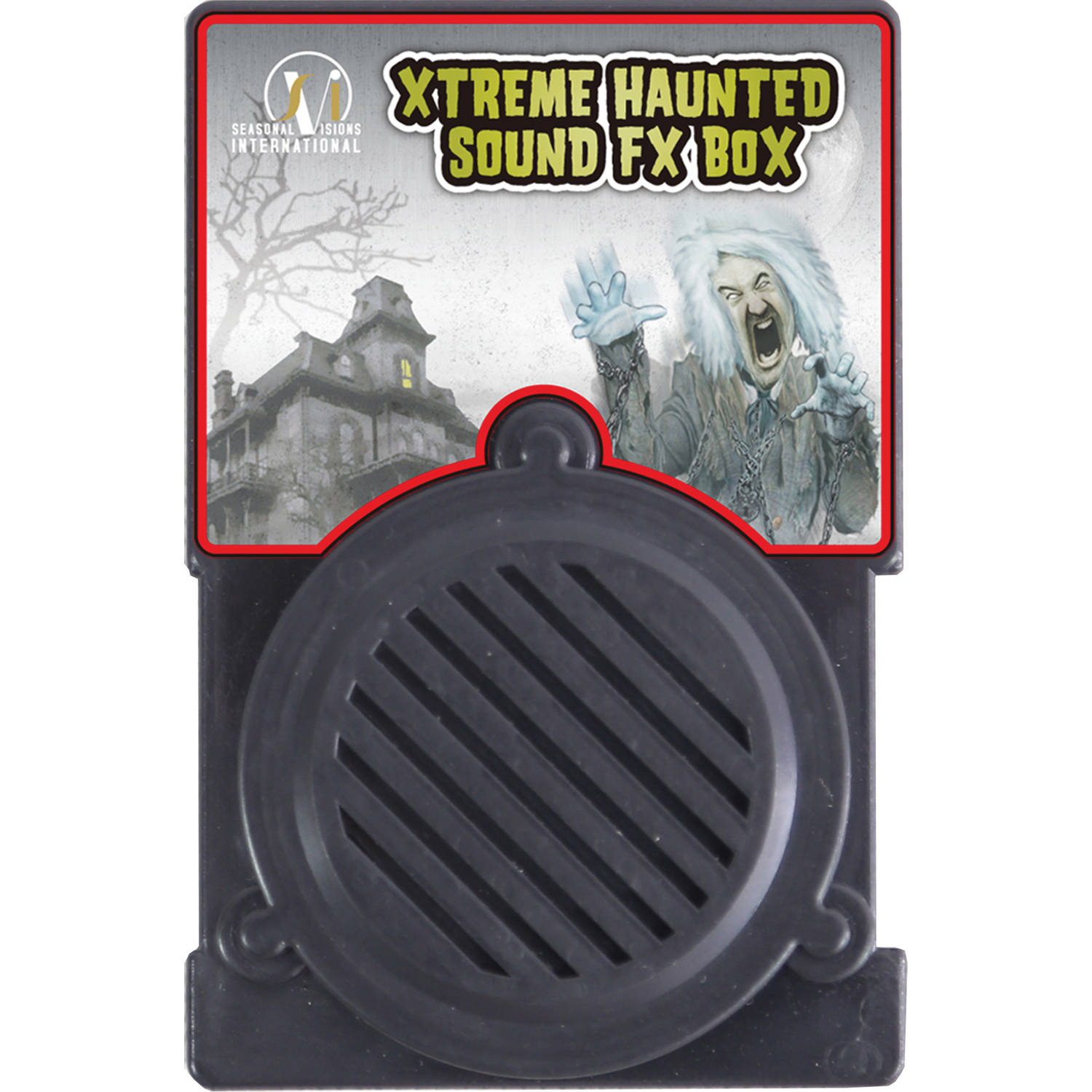 Extreme Haunted Sound Box Halloween Decoration