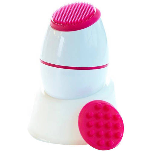 S&T DermaCare Vibrating Facial Cleansing Brush & Exfoliator