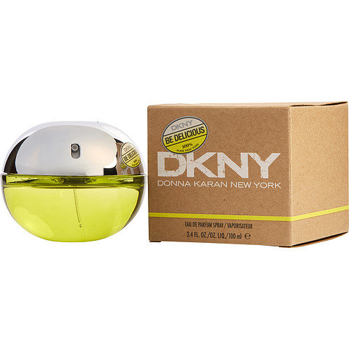 Donna Karan 3940540 Dkny Be Delicious By Donna Karan Eau De Parfum Spray 3.4 Oz