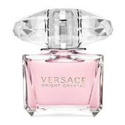 Versace Bright Crystal Eau de Toilette, Perfume for Women, 3 Oz