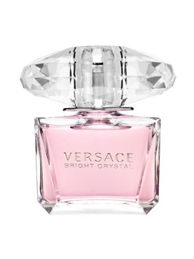 Versace Bright Crystal Eau De Toilette Spray Perfume for Women, 3Oz