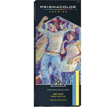 Prismacolor Art Stix, Assorted Color, Set of 48 (Prismacolor Art Stix)