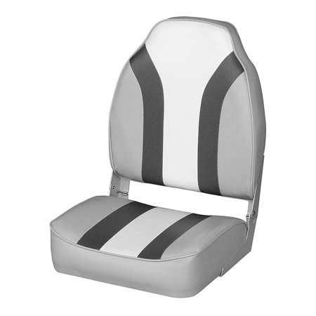 Wise 8WD1062LS-975 Classic Series High Back Boat Seat