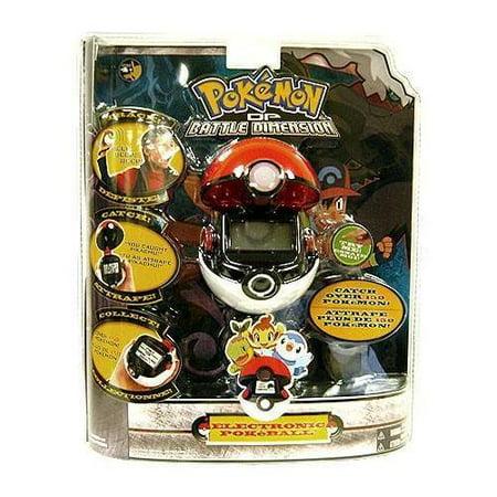 Pokemon Diamond & Pearl Battle Dimension Electronic Pokeball