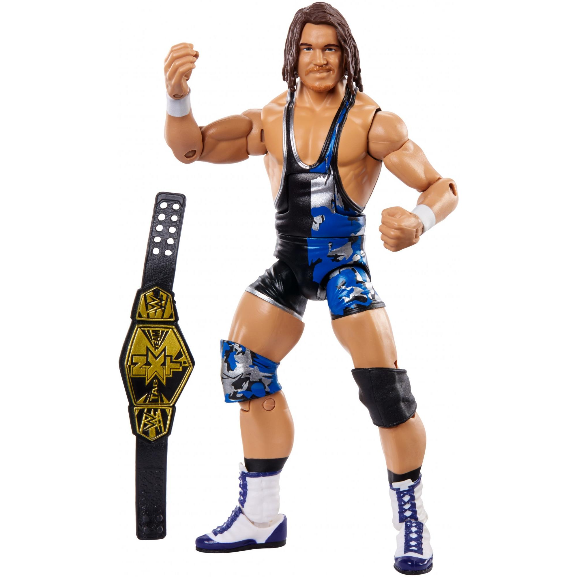 WWE Then, Now & Forever Elite Chad Gable Figure
