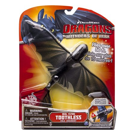 Dreamworks Dragons Defenders of Berk - Real Flying - Art Matters Flying Dragon