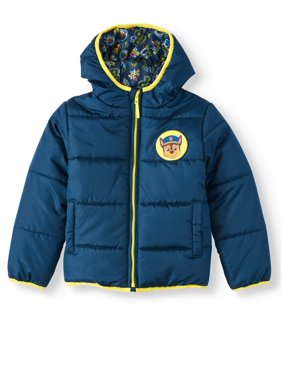 Paw Patrol Hooded Puffer Jacket (Little Boys)