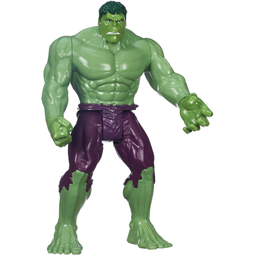 Marvel Avengers Titan Hero Series Hulk Figure by Hasbro