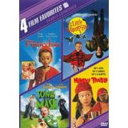 4 Film Favorites: New Line Family (DVD) - Halloween New Film