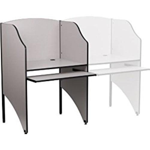 Flash Furniture Starter Study Carrel