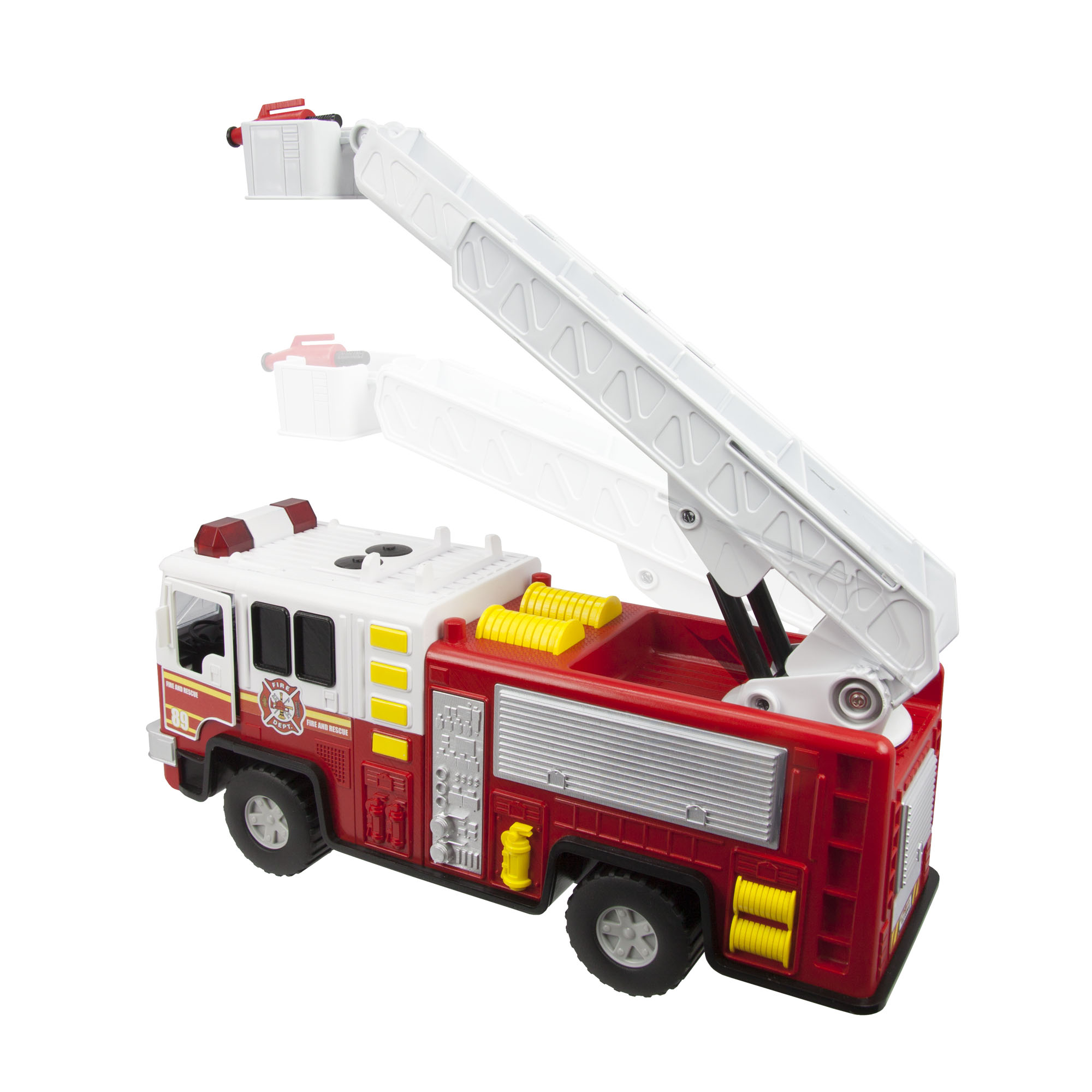 Adventure Force Fire Truck by Generic