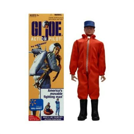 "12"" GI Joe ACTION PILOT 1960's Reproduction Action Figure"