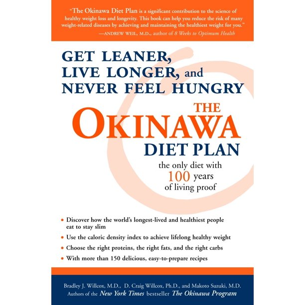 the okinawa diet plan book