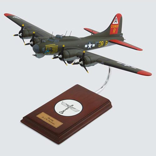 Daron Worldwide Boeing B-17G Nine O ft. Nine Model Airplane by Toys and Models Corporation