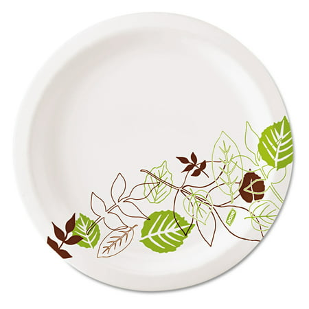 Shield Paste - Dixie Pathways Soak-Proof Shield Mediumweight Paper Plates, 6 7/8